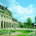 Maritim Fulda - Orangerie von außen