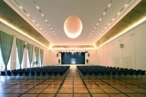 Konferenzsaal für die BHKW-Jahreskonferenz 2013 in Fulda
